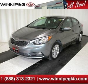 2014 Kia Forte LX+ *No Accidents! Always Owned In MB!*