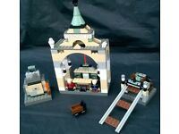 LEGO Harry Potter Gringotts Bank Set 4714 with instructions & mini figures