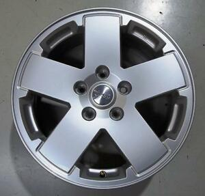 2012 jeep wrangler jk sahara alloy wheels set of 4 , 18 inch rim