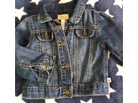 denim jacket 12-18 months