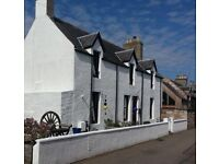 Comfortable Double Room in Detached Victorian House, Nairn