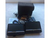 Wharfedale twin mobile DVD players for car