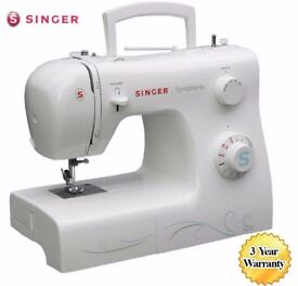 Singer Symphonie as NEW!