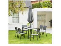 Halden Garden Furniture Set