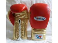 winning leather boxing gloves in all oz and all colours