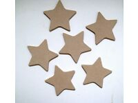 Timber/MDF Craft Blanks and Shapes