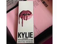 Kylie Jenner Cosmetics velvet Lip Kit lipstick lip liner Rosie genuine