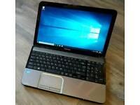 Toshiba core i5 laptop