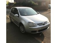 IMMACULATE LOW 79k 1.4 VW GOLF 5 DOOR/CHEAP TAX & INSURANCE/IDEAL 1st CAR/LOW OWNERS/12mMOT£2200 PX?