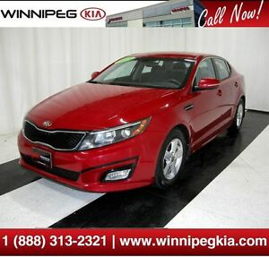 2015 Kia Optima LX *No Accidents!*