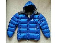 Men's Mountain Equipment Down filled coat size M