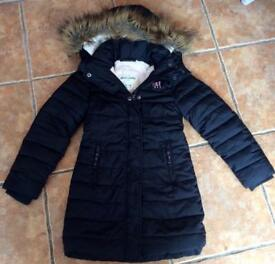 Child's Genuine Abercrombie & Fitch Coat 5-6 years