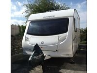 2008 Alpine Sprite 2 Diamond Anniversary caravan. Excellent condition-fully equipped. Reduced price