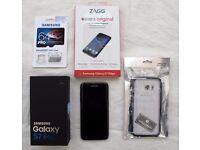 Samsung Galaxy S7 edge * Black Onyx * 2 Weeks Old * Factory Unlocked * As new