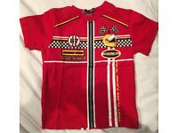 H&M racing driver t shirt age 1-2 years