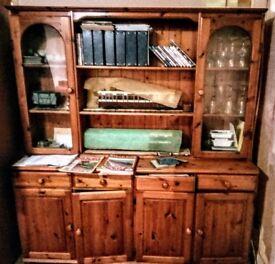 Welsh dresser.