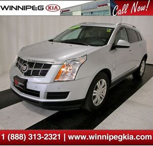 2012 Cadillac SRX Luxury *Loaded! Always Owned In MB!*