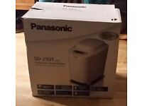Panasonic Bread Maker. Only used once. New condition.