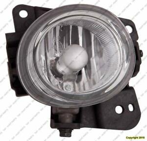 Fog Lamp Front Passenger Side High Quality Mazda CX-7 2010-2012