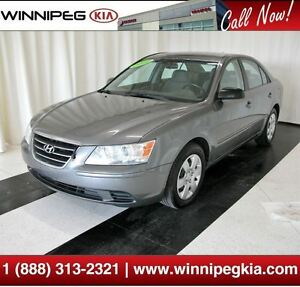 2009 Hyundai Sonata GLS *Heated Front Seats!*