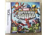 Nintendo DS - Marvel Super Hero Squad