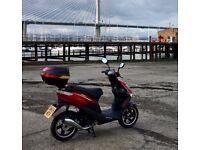 Lexmoto FM 50 50cc Scooter - 2016