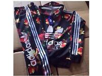 Ladies Floral Tracksuit Brand New