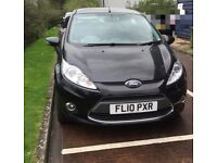 12 Months MOT - Ford fiesta Zetec - Cheap, reliable fun car - Selling due to needing only 1 car!
