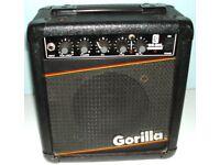 GORILLA GC-20C Guitar combo amplifier
