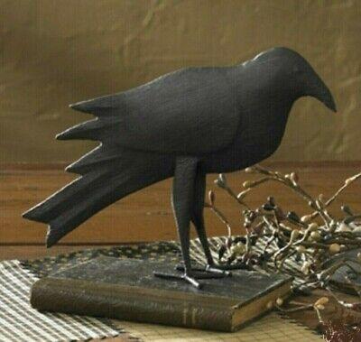 Wooden Pins Pair Derpy Crows