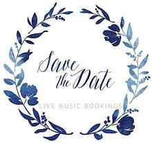 SaveTheDate - Live music, bands & DJs for weddings & events Sydney City Inner Sydney Preview
