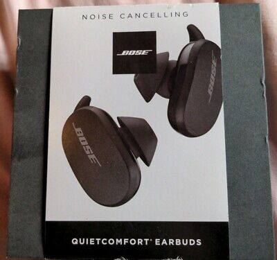 BOSE - QuietComfort - Wireless - Bluetooth - Noise-Cancelling Earbuds - New