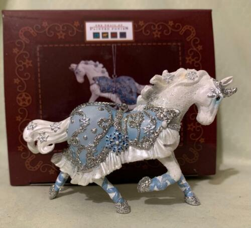 NIB TRAIL OF PAINTED PONIES WINTER BALLET HORSE ORNAMENT