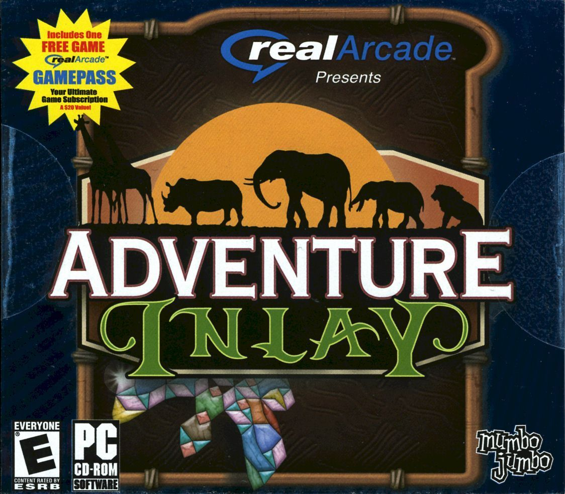 Computer Games - Adventure Inlay PC Games Windows 10 8 7 XP Computer jigsaw jigsaw puzzle NEW