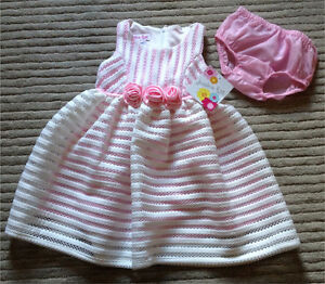Baby Girl Clothes - Baby Girl Dress (18M)