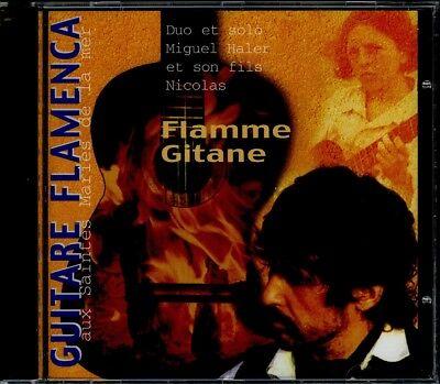 GUITARE FLAMENCA AUX SAINTES MARIES DE LA MER - MIGUEL & NICOLAS HALER
