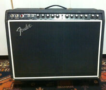 FENDER SUPER TWIN 180 WATT (Black Face) AMPLIFIER Camden South Camden Area Preview