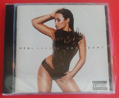Confident  Explicit  By Demi Lovato  Cd  2015   Hollywood  Usa  Brand New Sealed