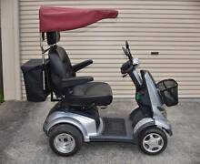 Heartway Aviator S8X Mobility Scooter Silver Good Condition Woy Woy Gosford Area Preview