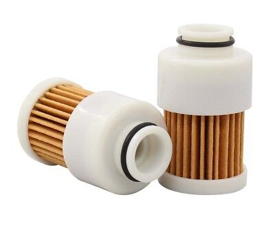 2x Fuel Filter Yamaha 75 90 HP 115 EFI Outboard F50,F60 F75 F90 F115 4 Stroke for sale  Los Angeles