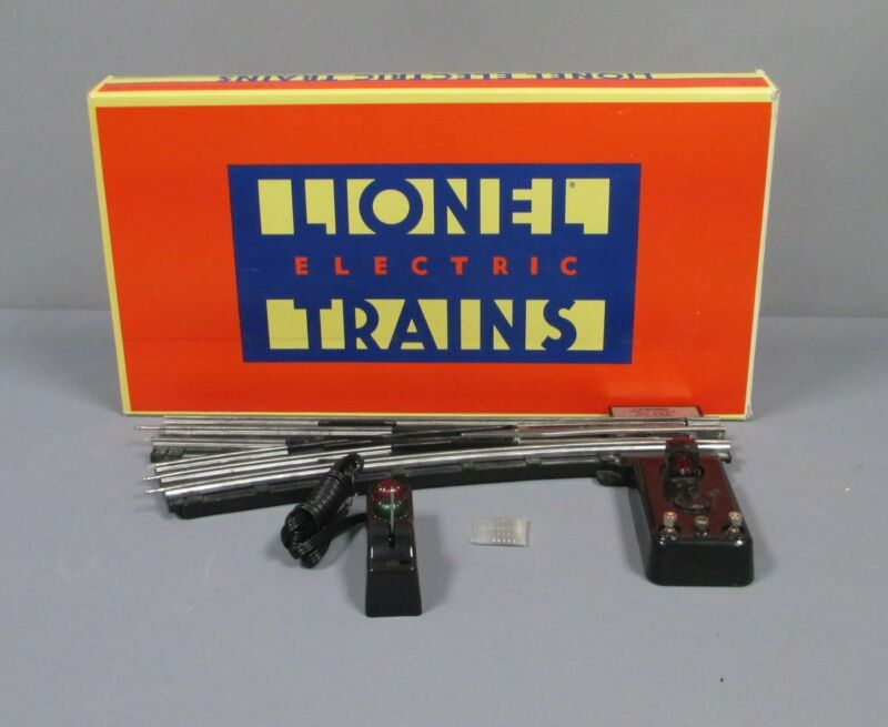 Lionel 6-5166 O Gauge Left Hand O72 Remote Switch/Turnout/Box