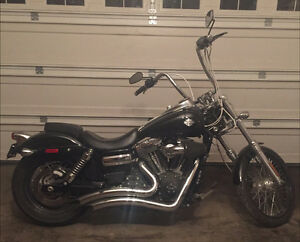 2012 Harley Dyna Wide Glide FXDWG