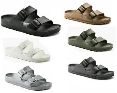 Birkenstock Arizona EVA Double Strap Sandals Slides Mens Womens Unisex Shoes