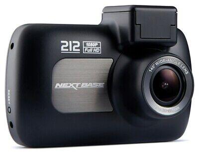 Nextbase 212 1080p Full HD 2.7 Inch Screen G-Force Sensor Night Vision Dash Cam