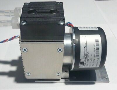 Knf Neuberger Inc. Diaphragm Vacuum Pump Un86ktdc-b