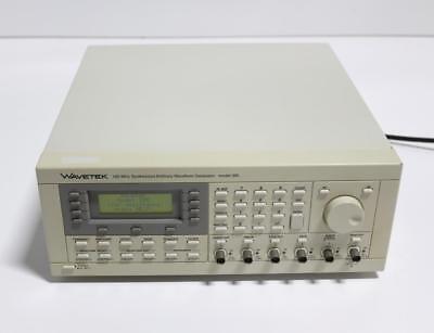 Wavetek 395 1000-00-0781-03 100mhz Synthesized Arbitrary Waveform Generator