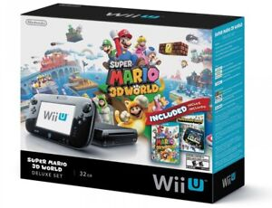 Super Mario 3D World Wii U Bundle/2 Games