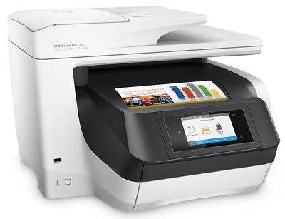 CLEARANCE!! HP OfficeJet Pro 8720 All-in-One Printer (D9L19A)