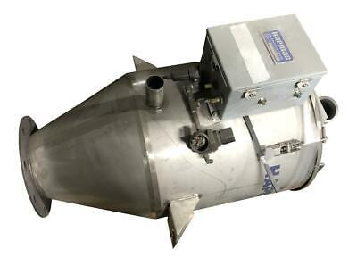 Hapman Kalamazoo Stainless Steel Vacuum Conveyor