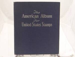 Lot Scotts American Stamps Album United States 1847-1968 1000+ Postmarked